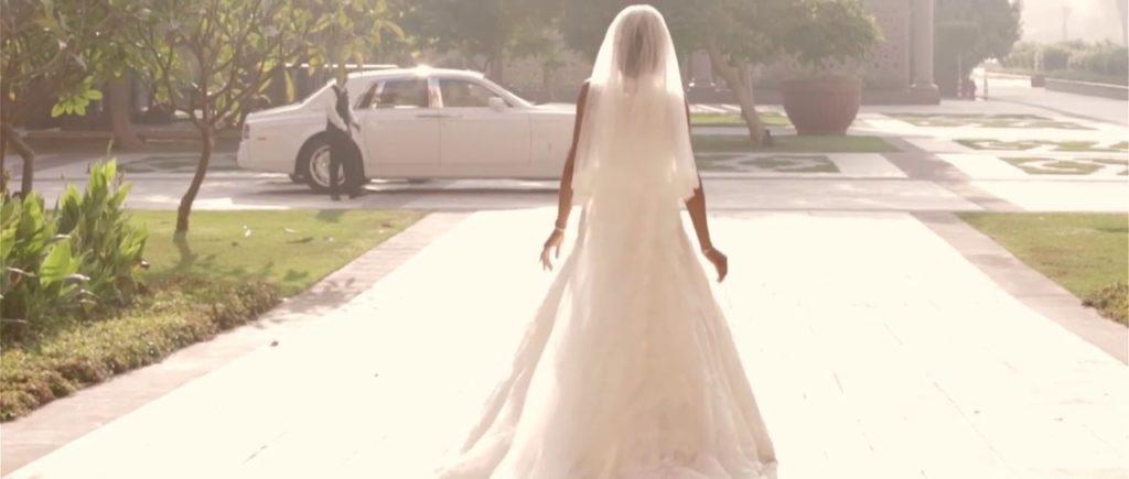 Nigerian Wedding in Abu Dhabi by Denee Motion