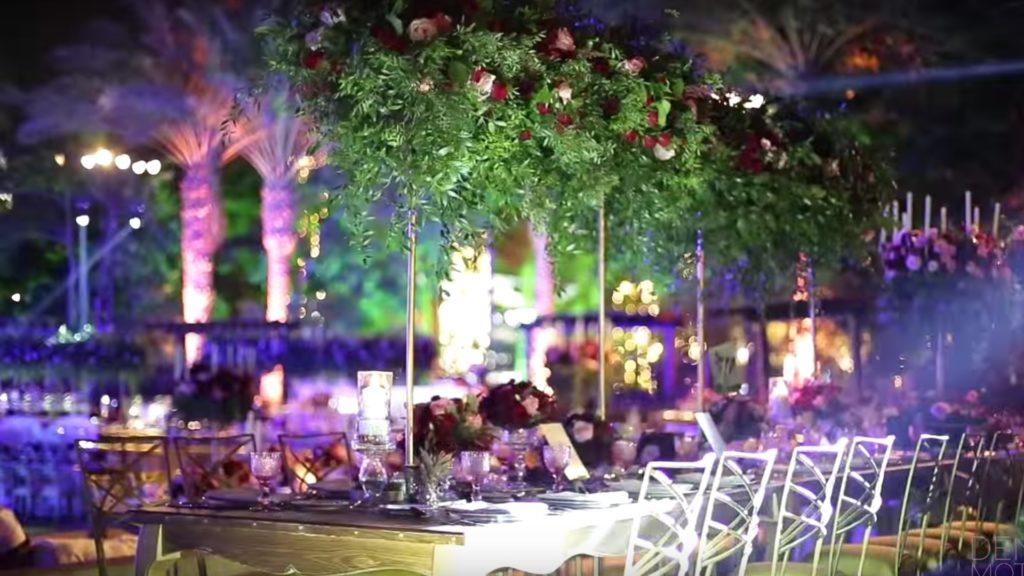 Weddings in Dubai, Arabian Court Wedding in Dubai, Al Qasr