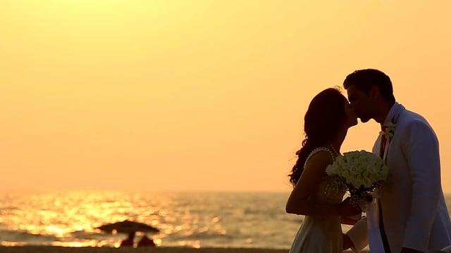 The Leela Goa Wedding Videographers