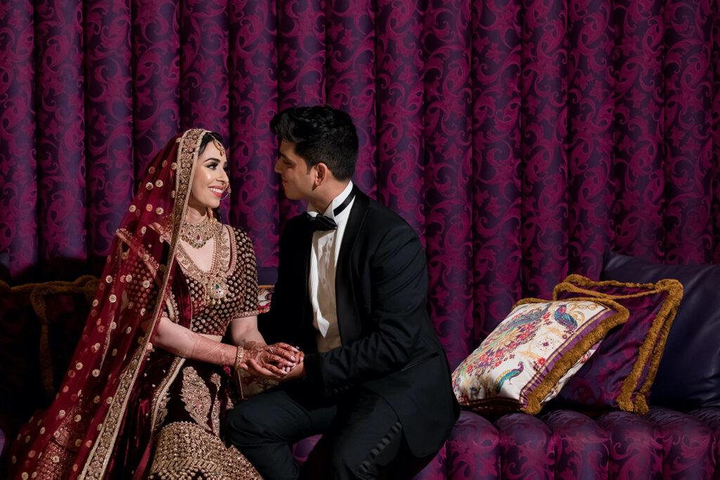 Palazzo Versace Dubai Wedding