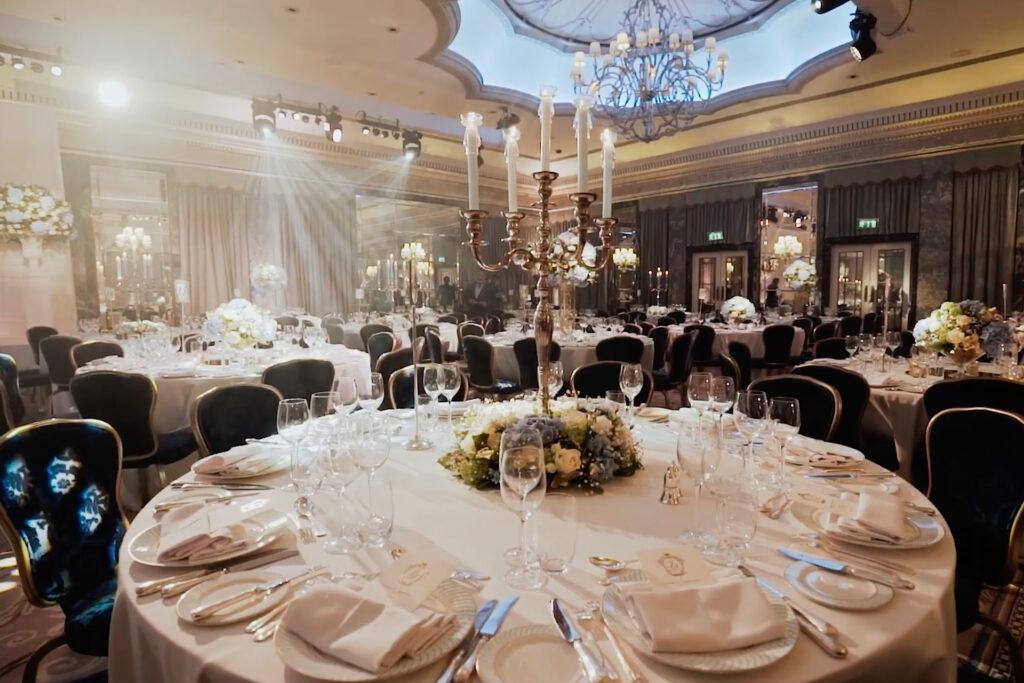 Dorchester London Wedding